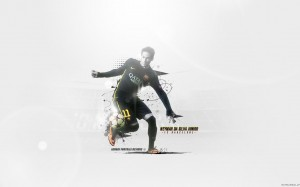 Black Neymar wallpaper