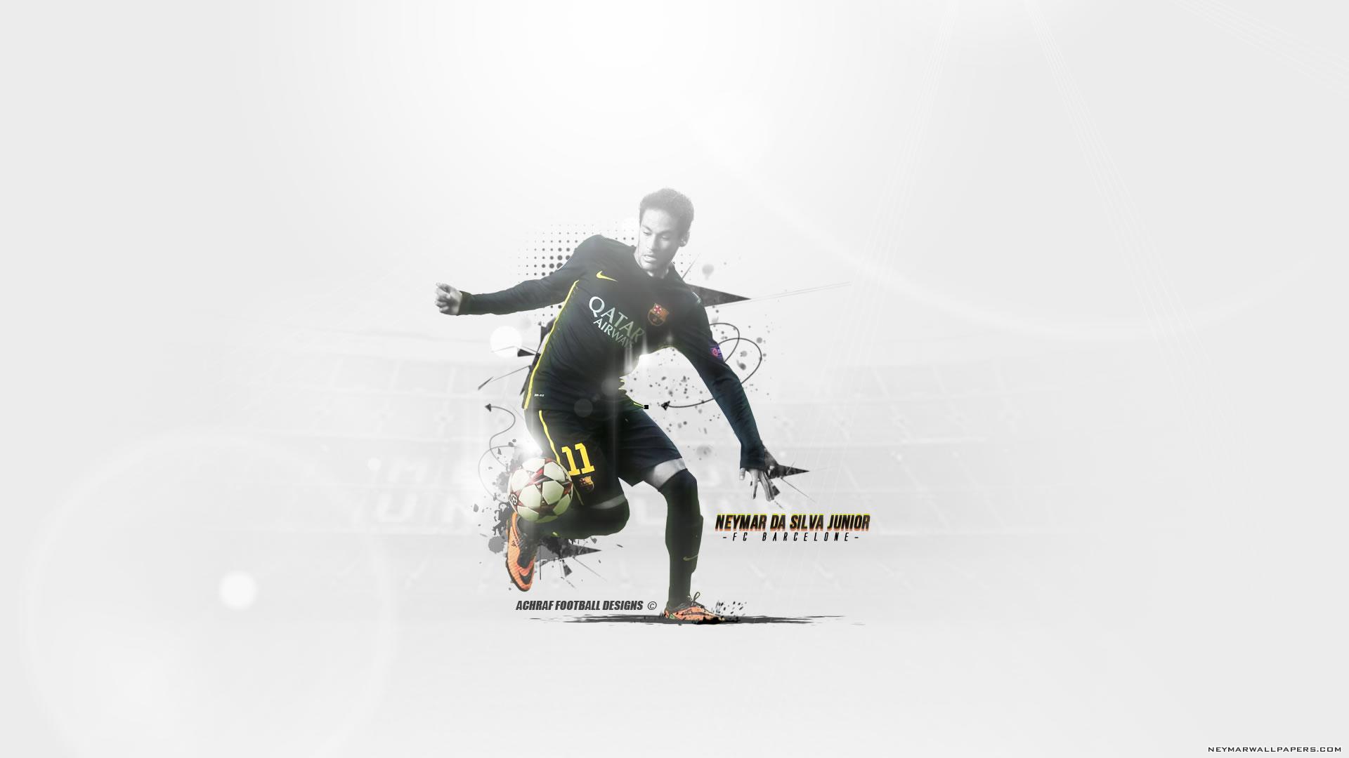 Black Neymar wallpaper