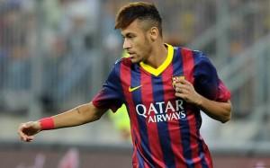 Neymar Barcelona 2014 wallpaper