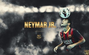 Neymar Barcelona wallpaper by Selvedin