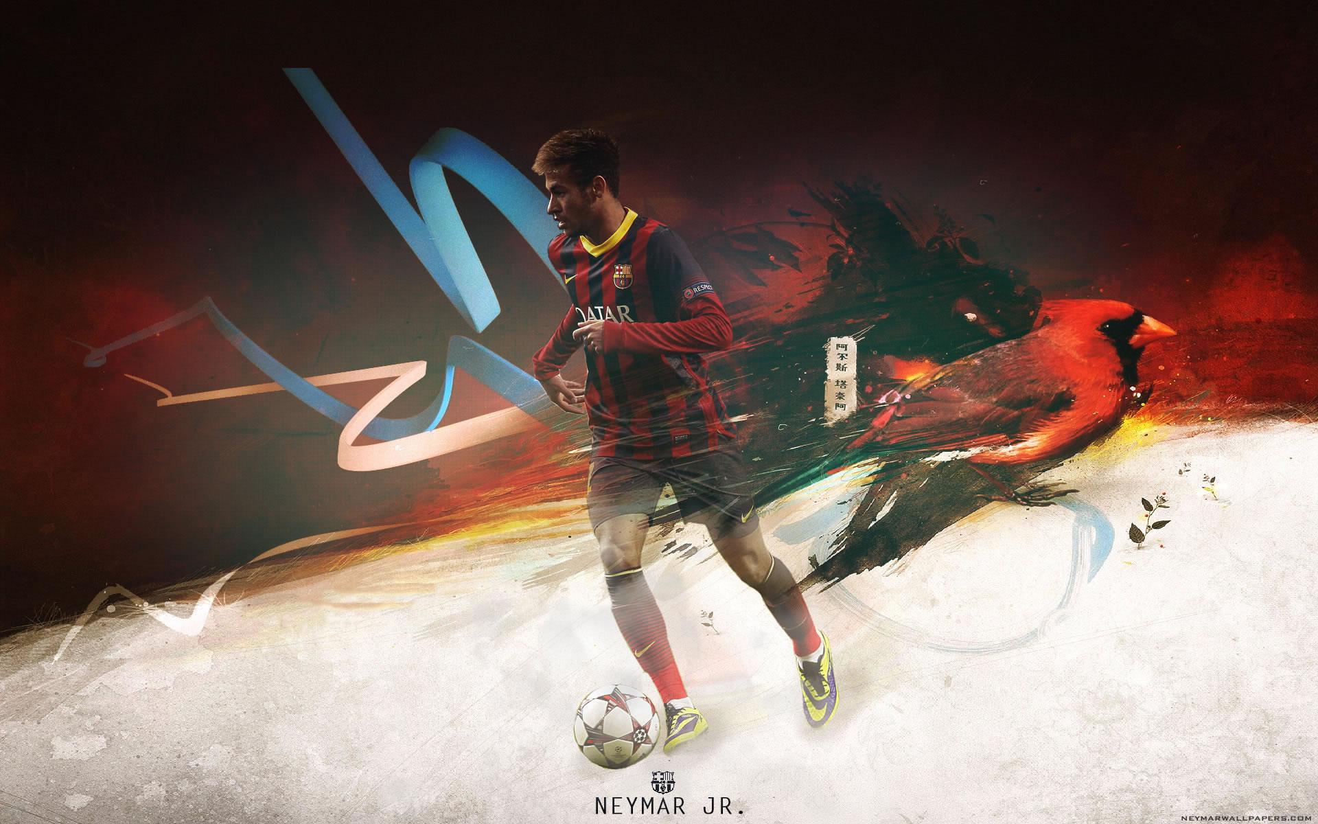 Neymar Barcelona wallpaper