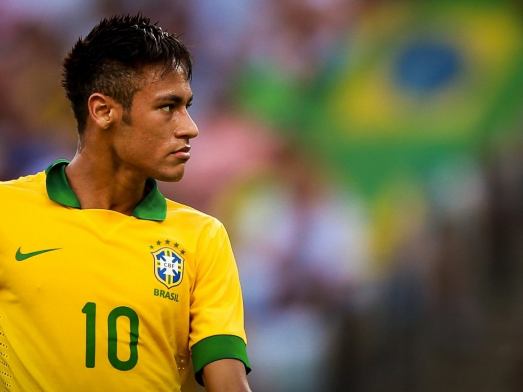 brazil neymar wallpaper 2014 - photo #3