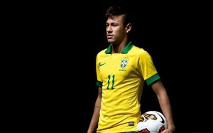Neymar Brazil HD wallpaper