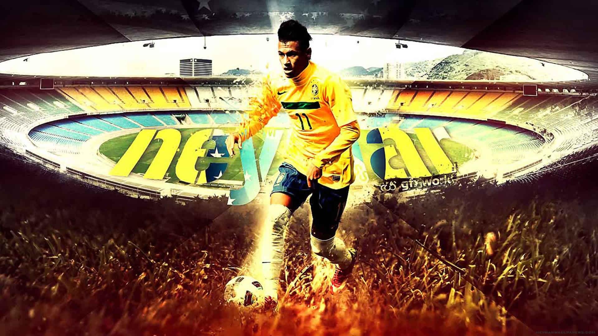 Neymar Brazil wallpaper (3)