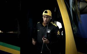 Neymar Nike Brazil wallpaper