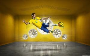Neymar Nike Wallpaper