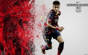 Neymar Nike wallpaper (2)
