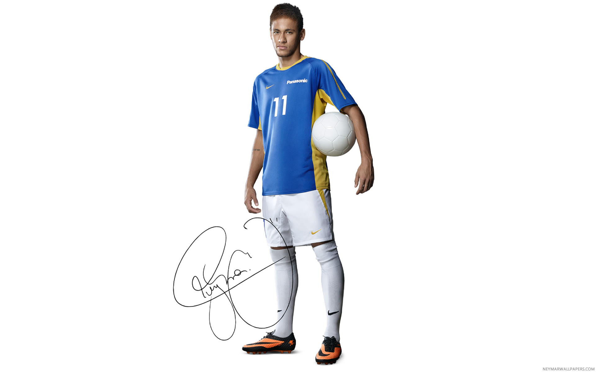 Neymar Panasonic Commercial