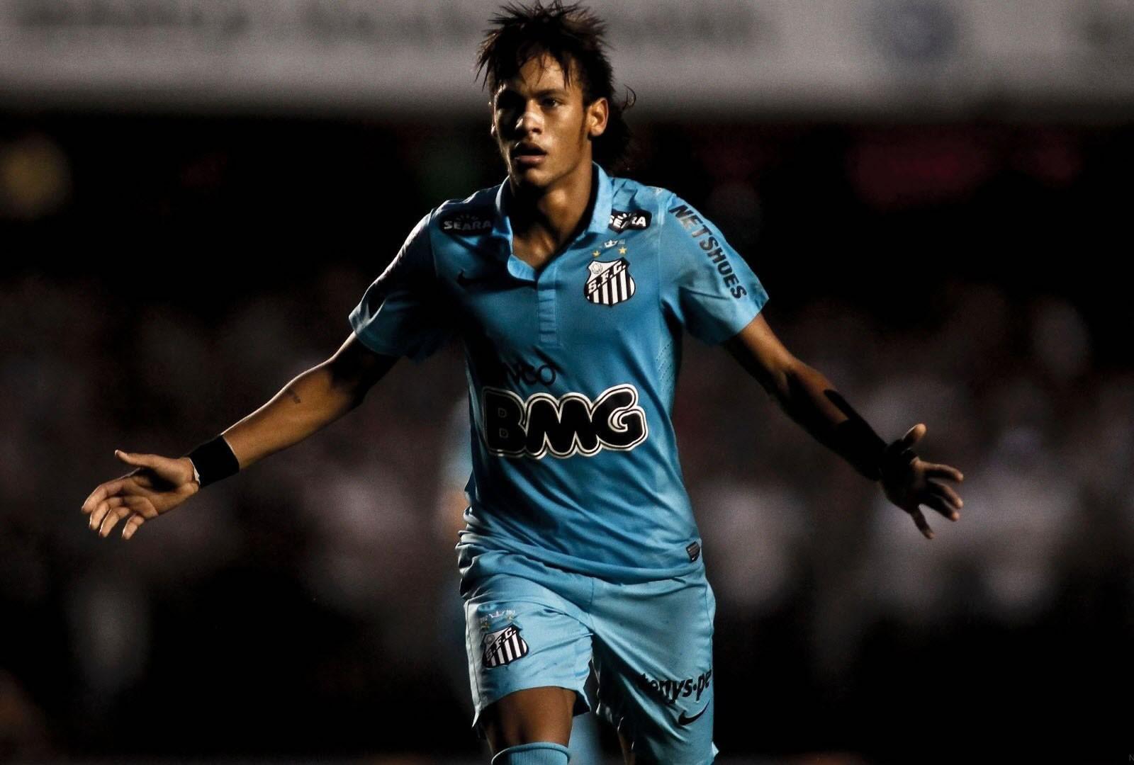 Santos X Novorizontino Hd: Neymar Santos (SFC) Wallpaper