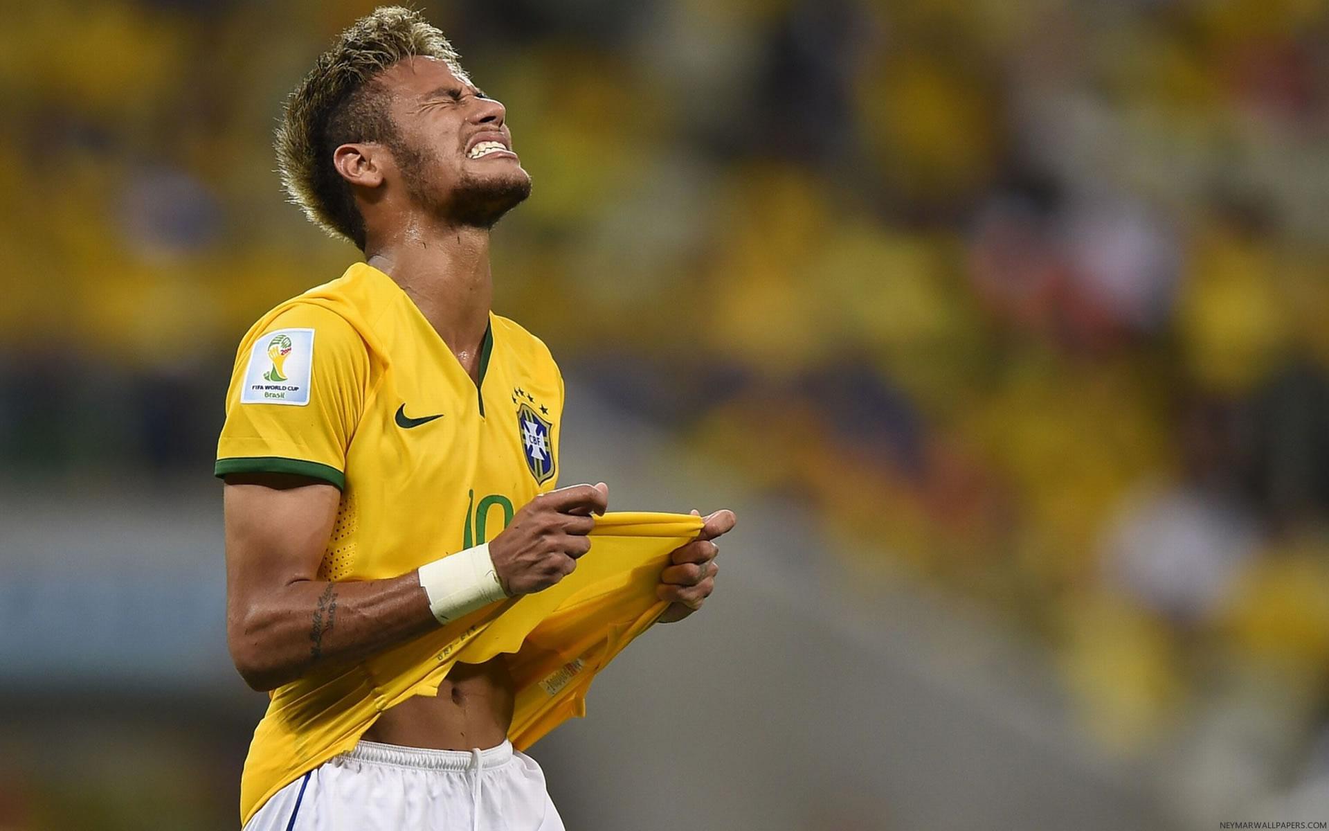 Neymar World Cup 2014 Wallpaper