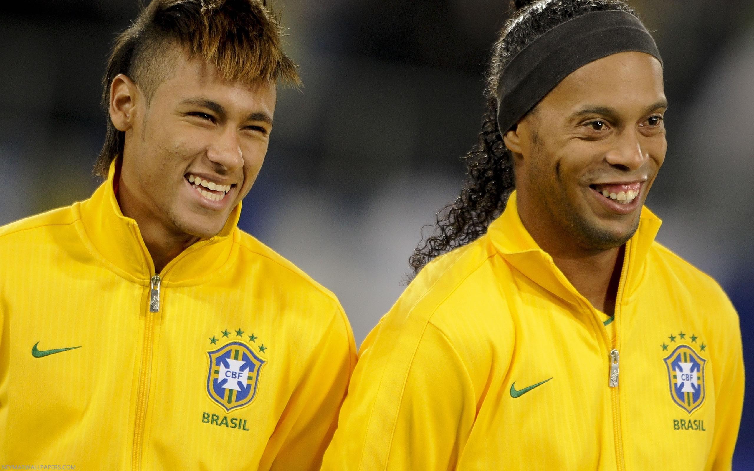 Neymar And Ronaldinho Neymar Wallpapers