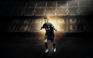 Neymar celebrating wallpaper
