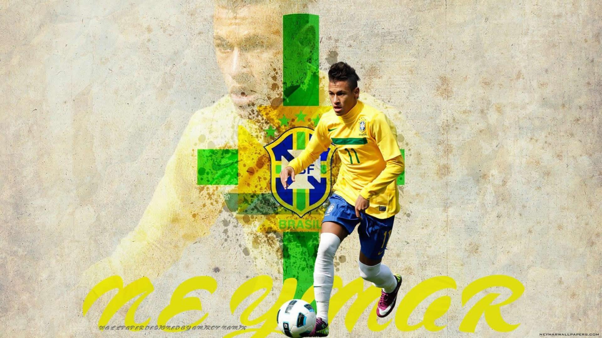 Neymar da Silva Santos Junior wallpaper