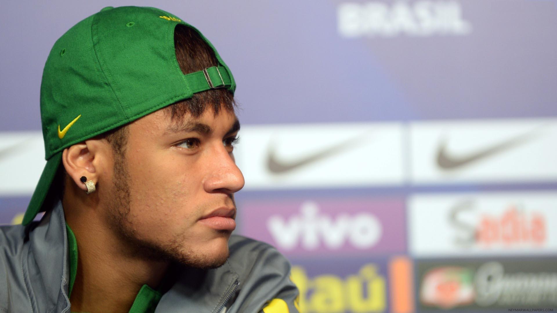 Neymar head wallpaper (3)