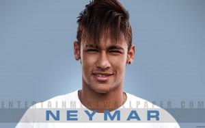 Neymar head wallpaper (4)