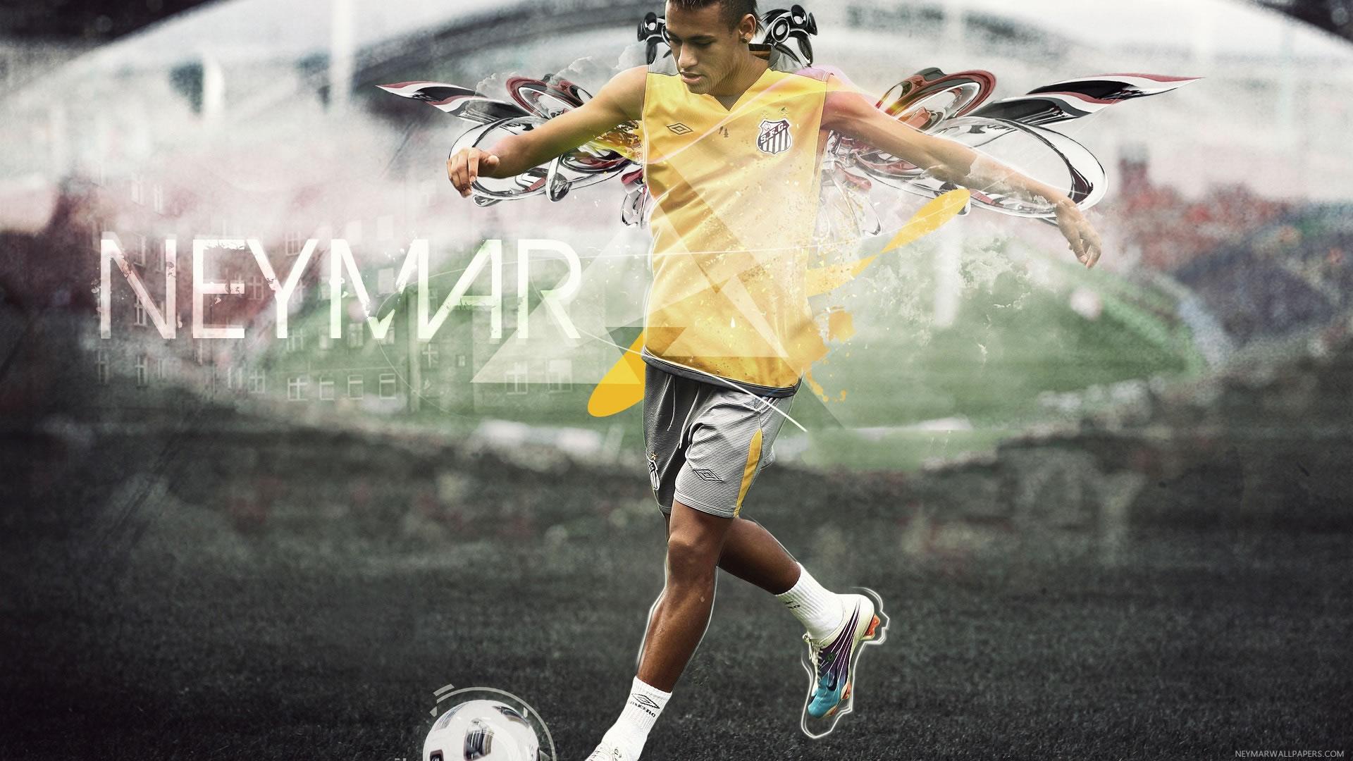 Neymar training wallpaper (3)