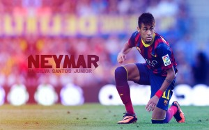Neymar wallpaper by Barooo123