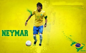 Neymar wallpaper by Cantawait