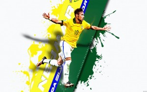 Neymar wallpaper by Eaglelegend