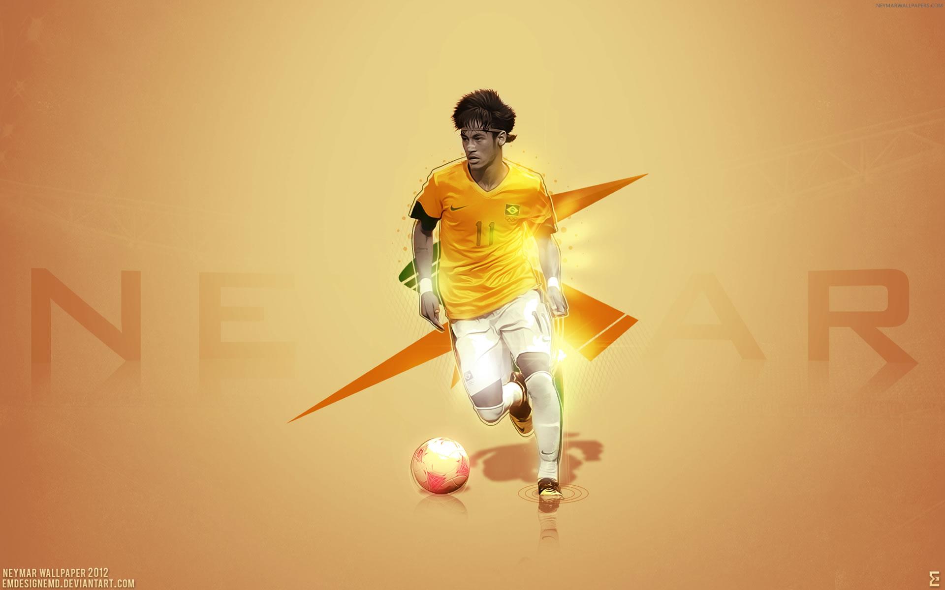 Neymar wallpaper by Emdesignemd