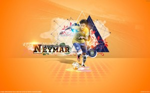 Neymar wallpaper by Namo