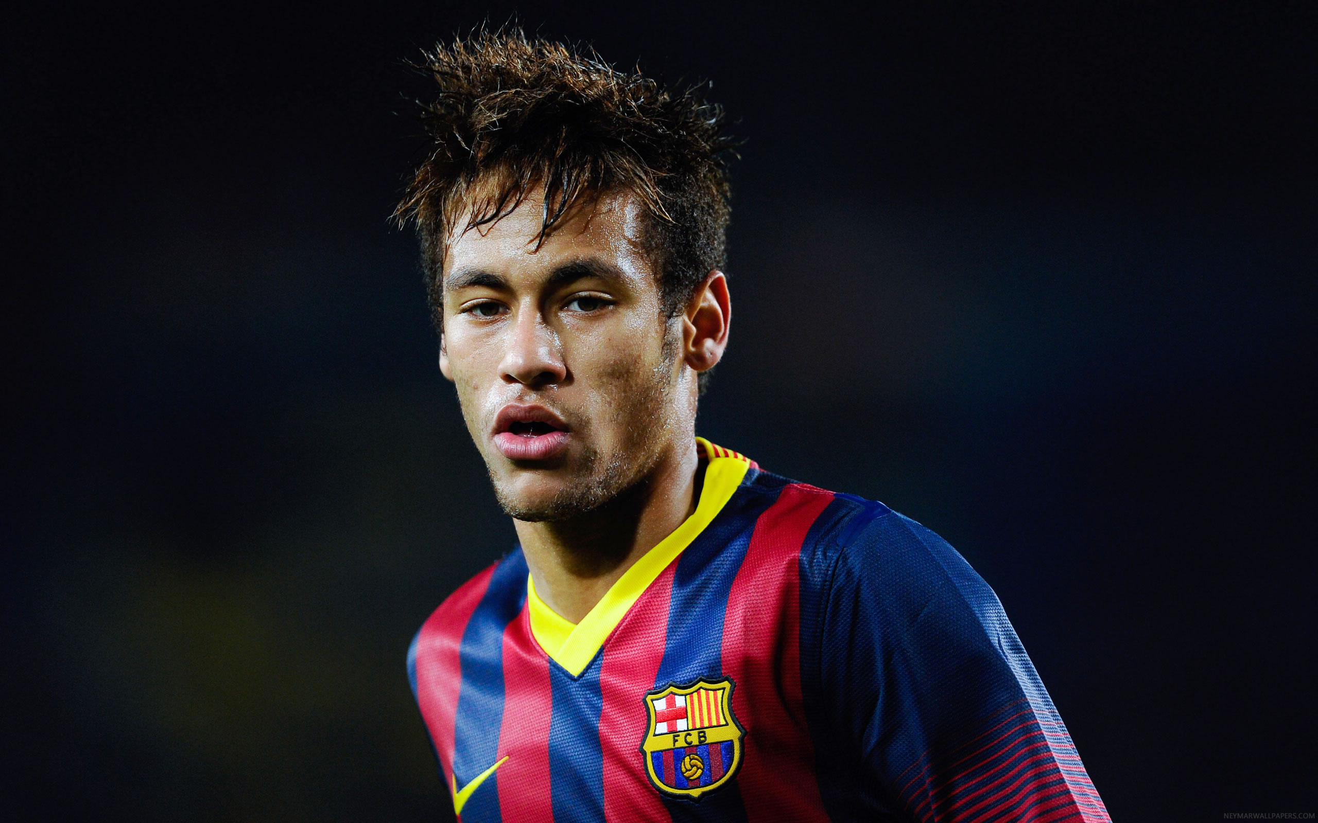 Tired Neymar wallpaper