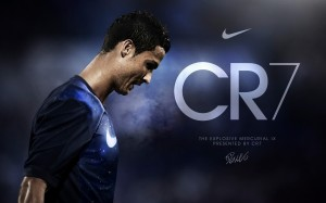 CR7 Mercurial Wallpaper