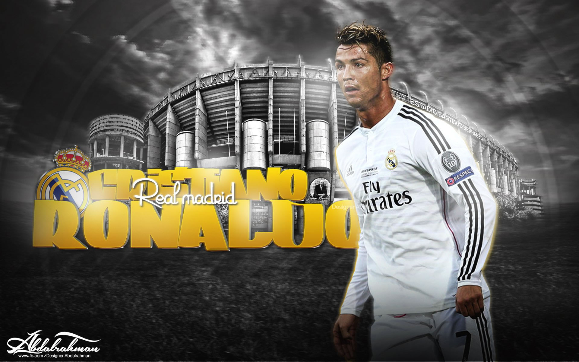 CR7 wallpaper by Abdalrahman