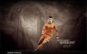 Cristiano Ronaldo 2014 Real Madrid wallpaper
