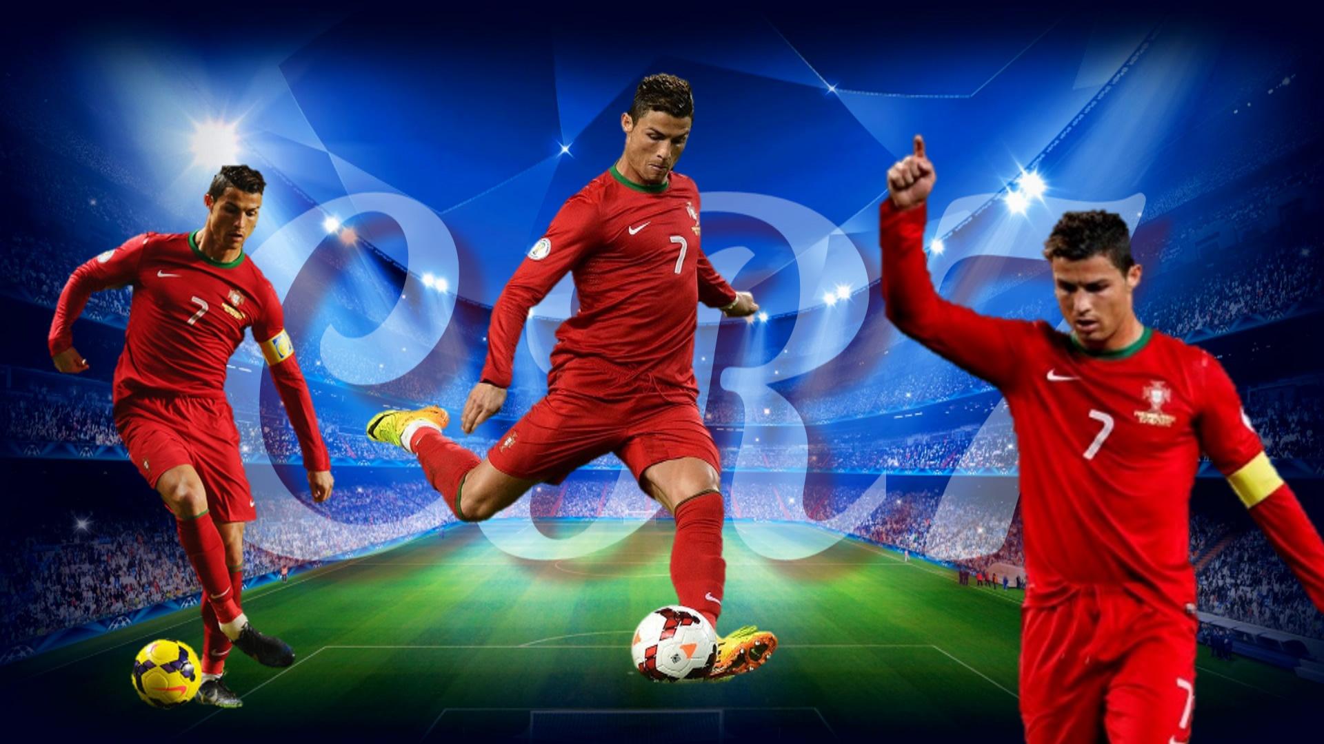 Cristiano Ronaldo 2014 Wallpaper