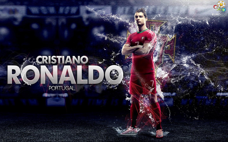 Cristiano Ronaldo Euro 2012 wallpaper