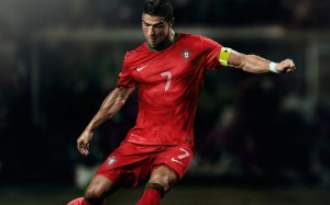 Cristiano Ronaldo HD Portugal wallpaper