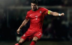 Cristiano Ronaldo HD Portugal wallpaper