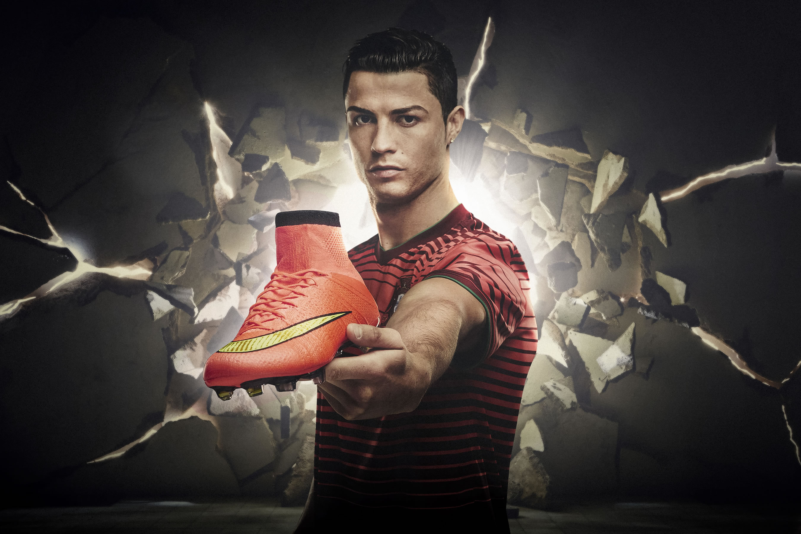 nike shoes neymar and ronaldo cristiano 2018 wallpaper backgroun