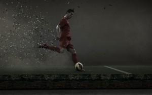 Cristiano Ronaldo Nike Vapor Trail Wallpaper
