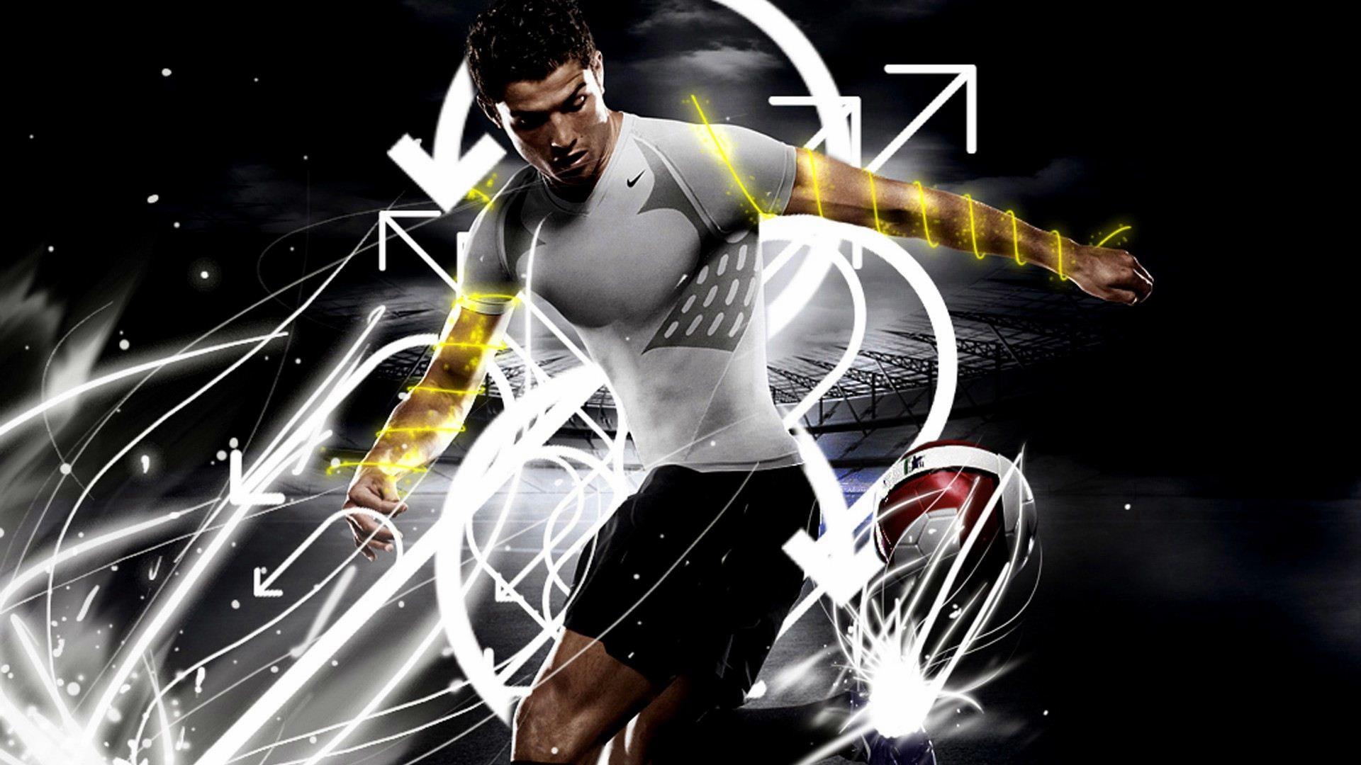 Cristiano Ronaldo Nike wallpaper (3)