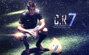 Cristiano Ronaldo Nike wallpaper