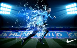 Cristiano Ronaldo Nike wallpaper by Jafarjeef