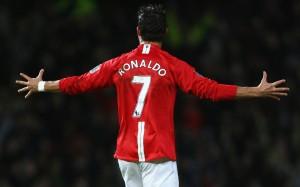 Cristiano Ronaldo Portugal back wallpaper