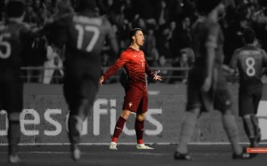 Cristiano Ronaldo Portugal official wallpaper