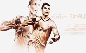 Cristiano Ronaldo Real Madrid wallpaper (2)