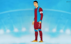Cristiano Ronaldo Trabzonspor Kit