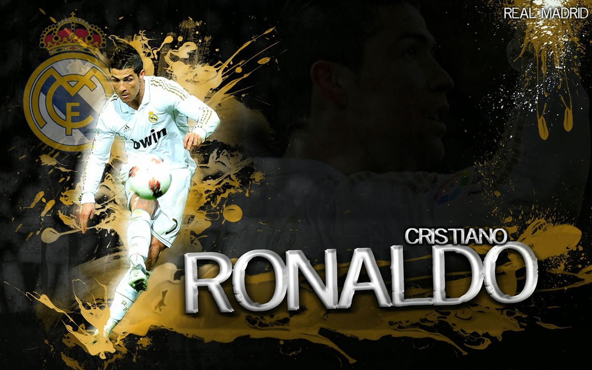 Cristiano Ronaldo Wallpaper Real Madrid 2015