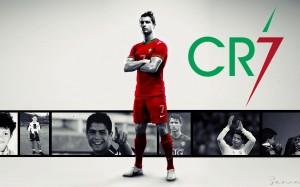 Cristiano Ronaldo Wallpaper by Samy7