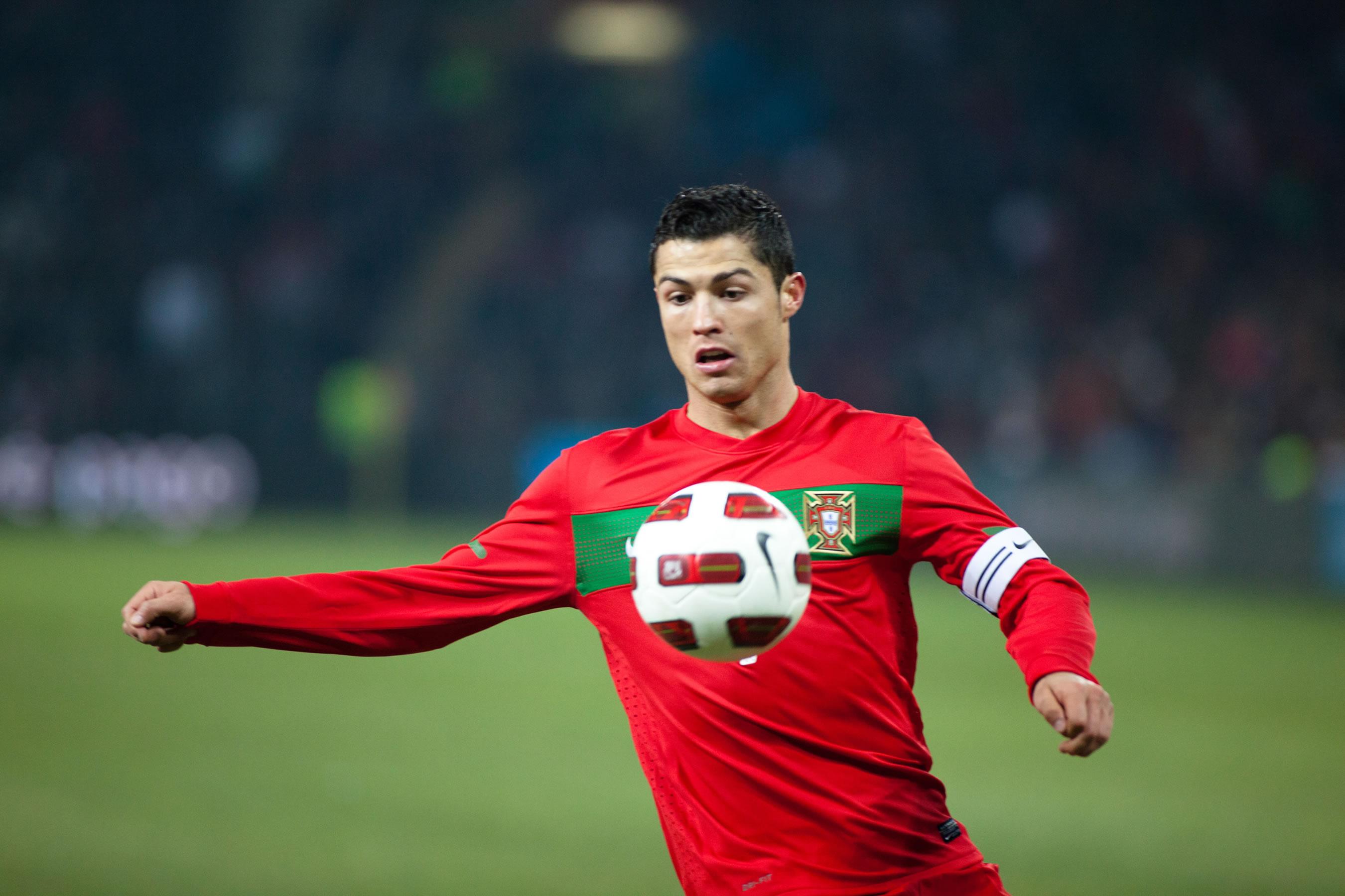 Cristiano Ronaldo World Cup 2010