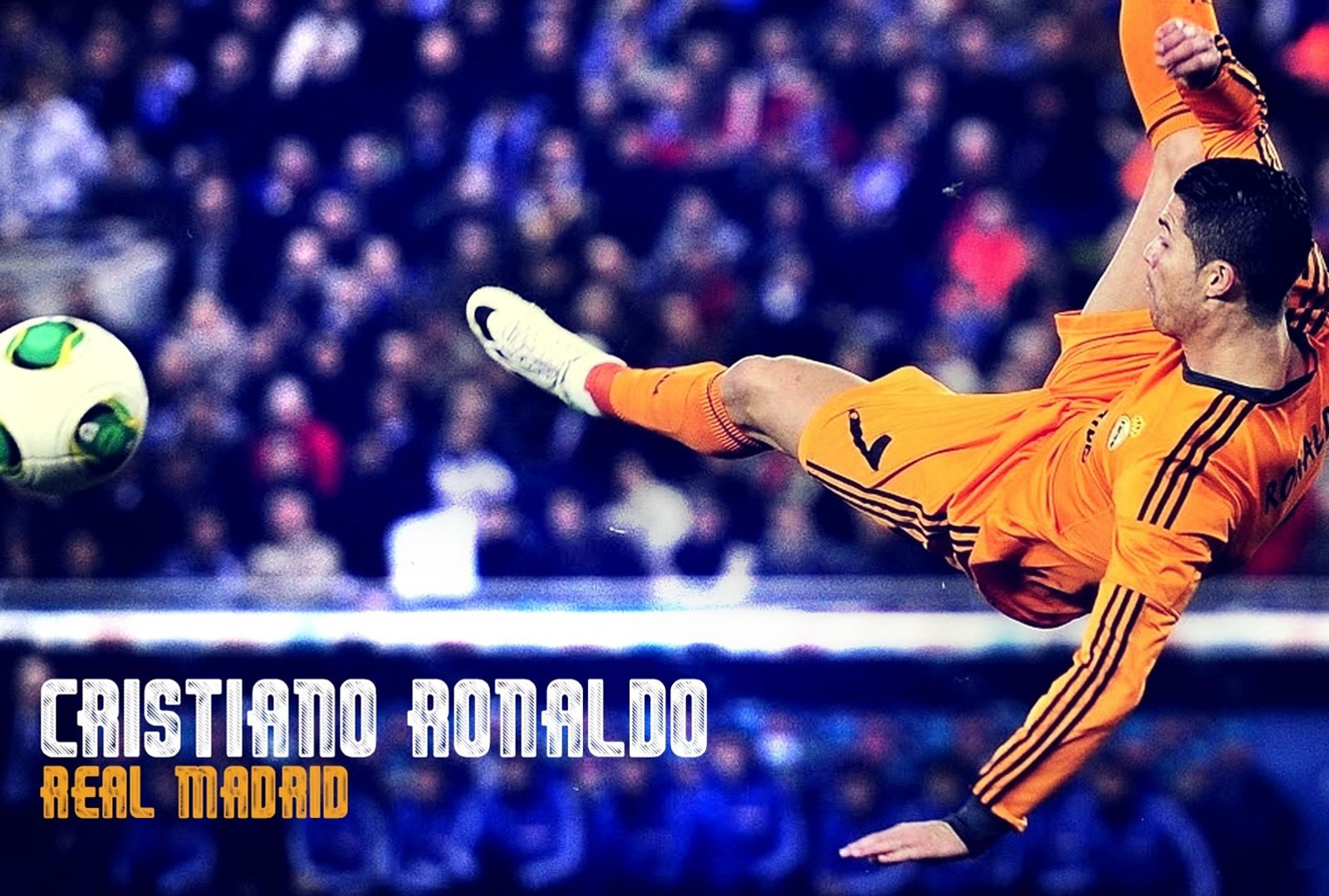Cristiano Ronaldo bicycle kick wallpaper - Cristiano Ronaldo Wallpapers