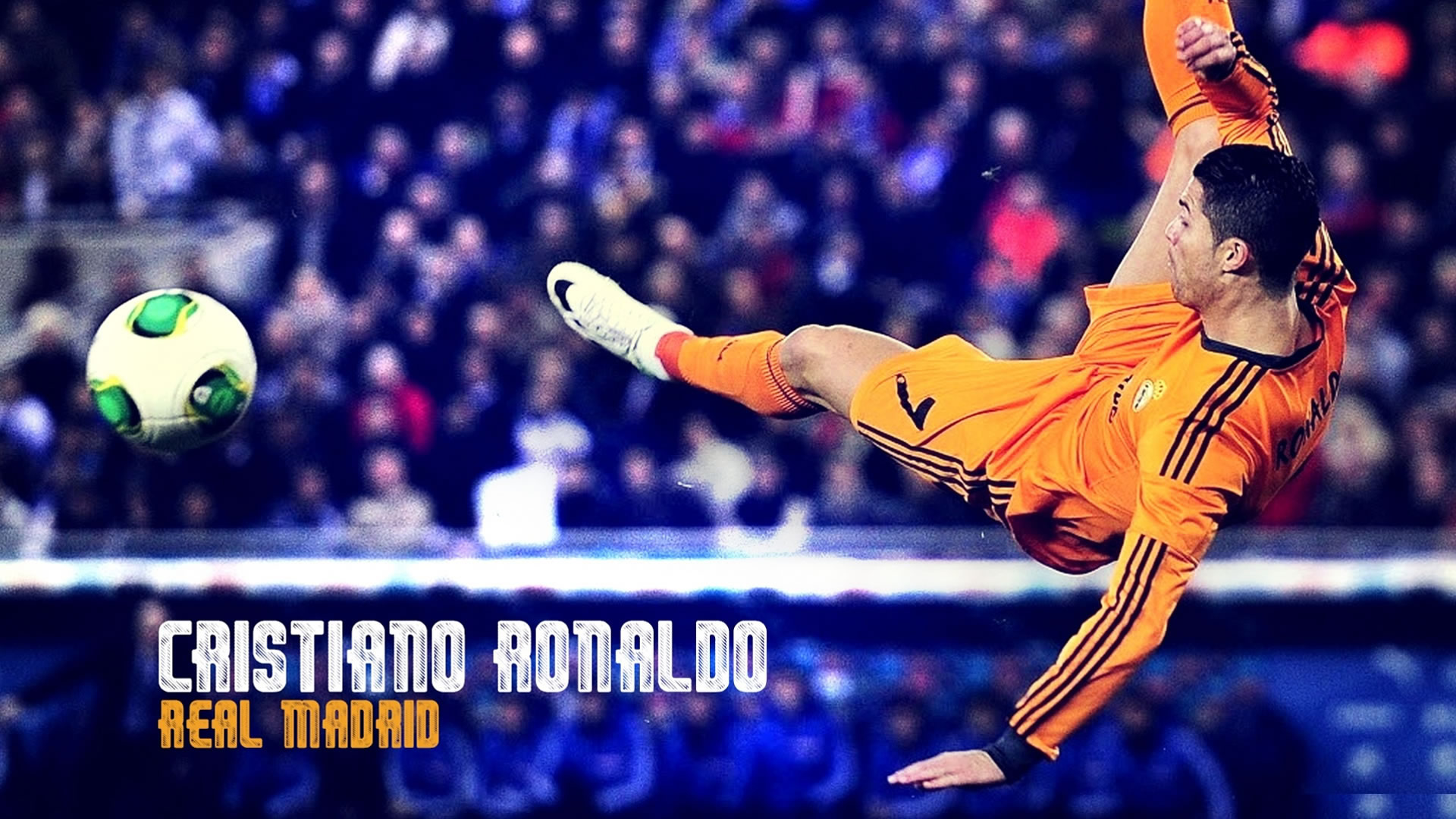 Cristiano Ronaldo bicycle kick wallpaper