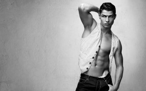 Cristiano Ronaldo body wallpaper