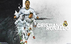 Cristiano Ronaldo by Jafar wallpaper