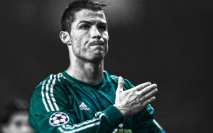 Cristiano Ronaldo miss wallpaper